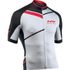 Northwave Blade Air Full Zip Short Sleeve Jersey - White/Black: Image 1