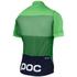 POC Men's Fondo Light Jersey - Pyrite Green: Image 2