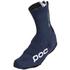 POC Aero TT Shoe Cover - Navy Black/Hydrogen White: Image 1
