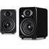 Steljes Audio NS3 Bluetooth Duo Speakers - Gun Metal Grey: Image 1