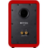 Steljes Audio NS3 Bluetooth Duo Speakers - Vermilion Red: Image 5