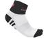 Castelli Women's Rosa Corsa Socks - White: Image 1