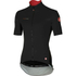 Castelli Perfetto Light Short Sleeve Jersey - Black: Image 1