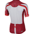 Castelli Climber's 2.0 Short Sleeve Jersey - White/Red: Image 2