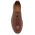 Oliver Spencer Men's Dover Shoes - Tan Leather: Image 3