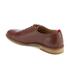 Oliver Spencer Men's Dover Shoes - Tan Leather: Image 4