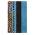 KENZO Mixprint Beach Towel - Jaune: Image 1