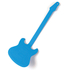 Guitar Pan Flipper - Blue: Image 1