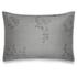 Calvin Klein Acacia Printed Pillowcase - Grey: Image 1