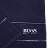 Hugo BOSS Plain Towel Range - Navy: Image 2