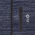 Jack & Jones Men's Core Keep Zip Through Hoody - Navy Blazer: Image 3