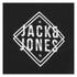 Jack & Jones Men's Core Flat Lock Polo Shirt - Black: Image 4