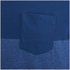 Jack & Jones Men's Originals Tobe 2 Tone T-Shirt - Poseidon: Image 3