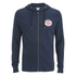 Jack & Jones Men's Originals Batch Sweat Zip Through Hoody - Navy Blazer: Image 1