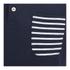 Jack & Jones Men's Originals Extra Stripe Pocket Polo Shirt - Navy/White: Image 3