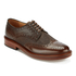 PS by Paul Smith Men's Xander Leather Brogues - Dark Tan: Image 2