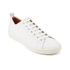 PS by Paul Smith Men's Miyata Leather Trainers - White Seta Calf: Image 2