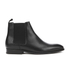 PS by Paul Smith Men's Gerald Grain Leather Chelsea Boots - Black Oxford Dax Grain: Image 1