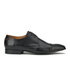 PS by Paul Smith Men's Robin Leather Toe Cap Derby Shoes - Black Oxford: Image 1