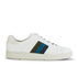 PS by Paul Smith Men's Lawn Trainers - White Mono Lux: Image 1