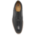 H Shoes by Hudson Men's Keating Leather Brogue Shoes - Black: Image 3