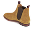 H Shoes by Hudson Men's Tamper Suede Chelsea Boots - Sand: Image 4