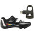 Look Touring Shoe and Keo Easy Pedals - Black: Image 1