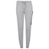 Soul Cal Men's Large Logo Cuffed Sweatpants - Grey Marl: Image 1