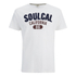 Soul Cal Men's Logo T-Shirt - Optic White: Image 1