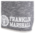 Franklin & Marshall Men's Fleece Sweat Shorts - Sport Grey Melange: Image 3