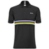 Santini UCI Polo Shirt - Black: Image 2