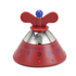 Alessi Kitchen Timer - Red: Image 1