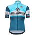 Santini Giro d'Italia 2016 Stage 19 Colle dell'Agnello Short Sleeve Jersey - Blue: Image 2