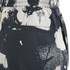 McQ Alexander McQueen Men's Elasticated Monochrome Shorts - Monochrome Floral: Image 3