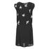 Great Plains Women's Skylark Contrast Top - Black: Image 1