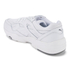 Puma Men's R698 Core Leather Trainers - White/Steel Grey: Image 4