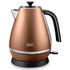 De'Longhi Distinta 4 Slice Toaster and Kettle Bundle - Copper Finish: Image 2