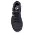 Under Armour Men's SpeedForm Turbulence Running Shoes - Black/White: Image 3