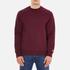 Carhartt Men's Chase Sweatshirt - Chianti/Gold: Image 1