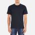 Carhartt Men's Short Sleeve Base T-Shirt - Navy/White: Image 1