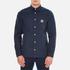 Carhartt Men's Long Sleeve Tony Shirt - Navy Rigid: Image 1