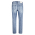 ONLY Women's Lima Boyfriend Denim Jeans - Blue: Image 2