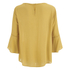 ONLY Women's Theo Lace Top - Honey Gold: Image 2