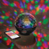 Itek Bluetooth Disco Ball Speaker - Black: Image 4