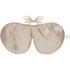 Masqueoculaire à la lavandeHolistic Silk- Fleurs en bronze: Image 1