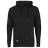 Threadbare Men's Lisbon Hoody - Black: Image 1