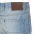 Threadbare Men's Denim Shorts - Light Wash: Image 3