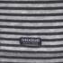 Threadbare Men's Helsinki Burnout Stripe T-Shirt - Grey: Image 3