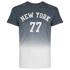 Threadbare Men's Dunbar Print Dip Dye T-Shirt - Grey: Image 1