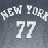 Threadbare Men's Dunbar Print Dip Dye T-Shirt - Grey: Image 3